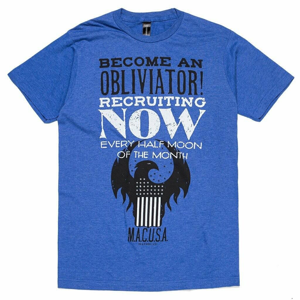 Fantastic Beasts 'Macusa' Recruitment T-Shirt