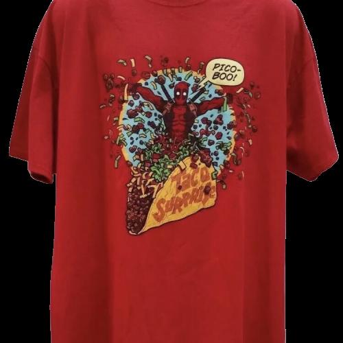 Marvel Deadpool 'Taco Surprise' T-Shirt
