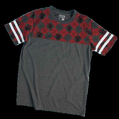 Men's Marvel Ant Man Argyle T-Shirt