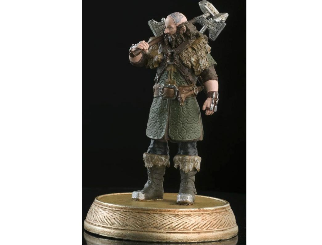 The Hobbit - Dwalin the Dwarf figurine
