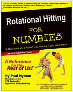 Rotational Hitting For Numbies