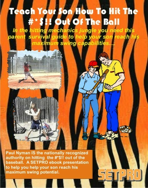 Teach Your Son How To Hit The *#$!! Out Of The Ball