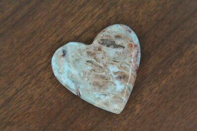 Larimar Heart