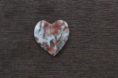 Larimar Thin heart