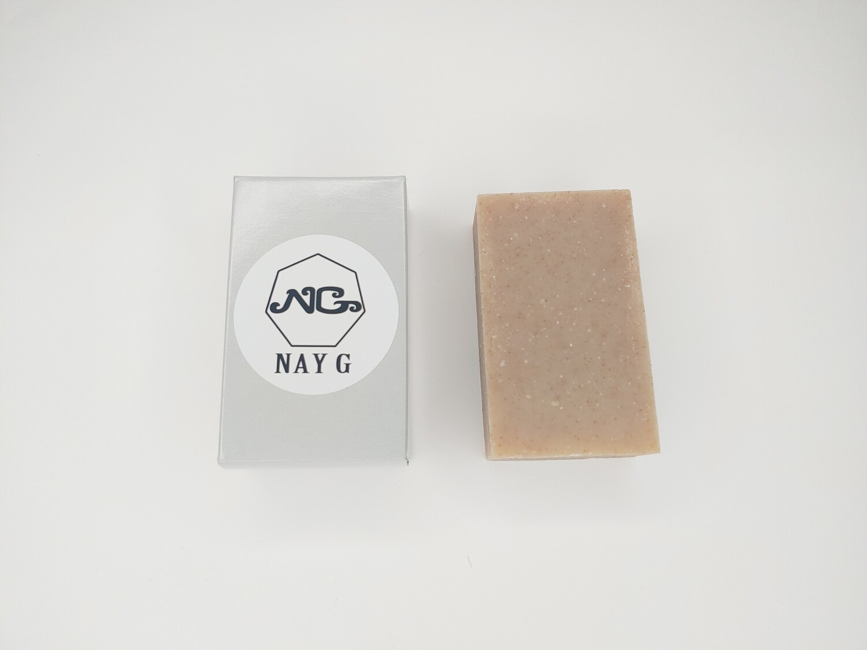 Organic Soap: Patchouli