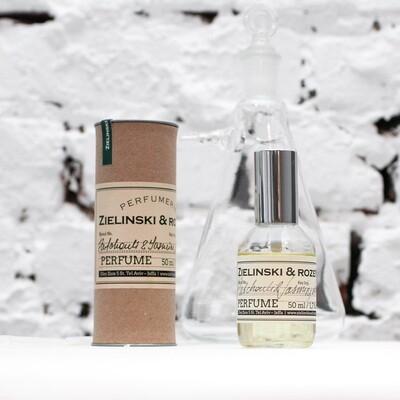 Perfume Patchouli & Jasmine, Lemon (50 ml)