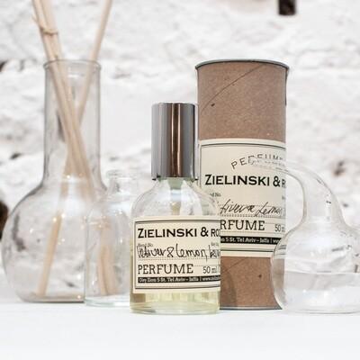 Perfume Vetiver & Lemon, Bergamot (50 ml)