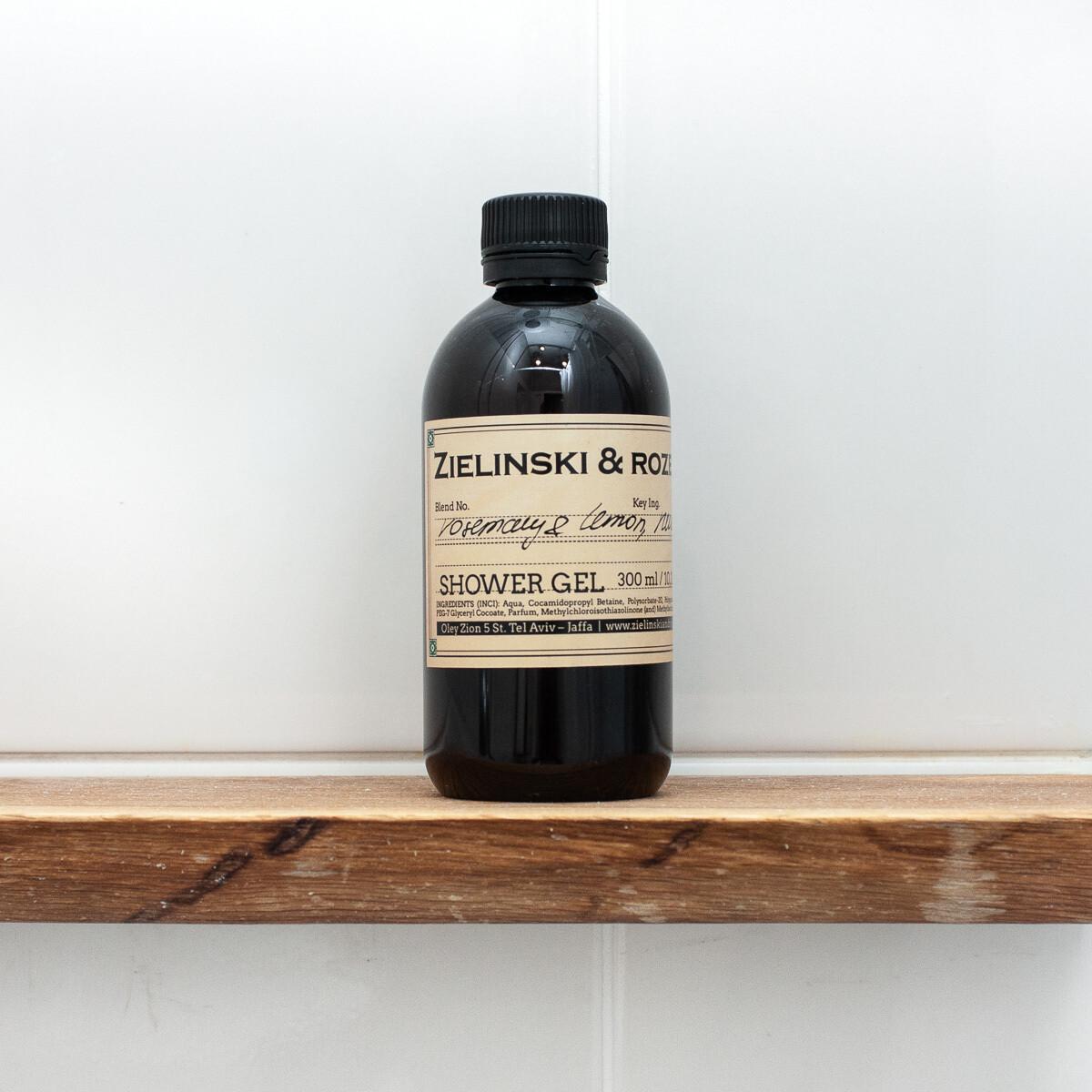 Shower gel Rosemary & Lemon, Neroli (300 ml)
