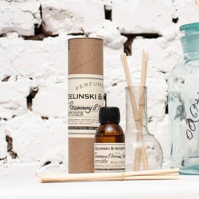 Aromatherapy Diffuser Rosemary & Lemon, Neroli (85 ml)