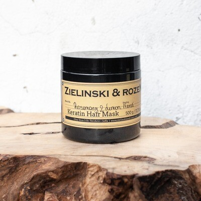 Keratin Mask Rosemary & Lemon, Neroli (500g)