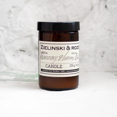 Candle Rosemary & Limon, Neroli (125 g)