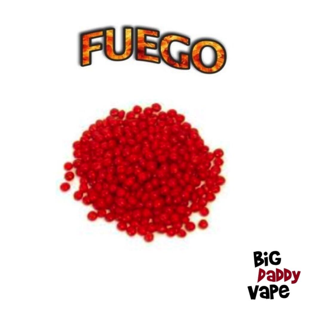 Fuego 60/40 - 00mg- 30ml