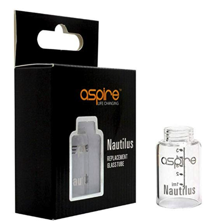 Aspire Nautilus Replacement Tank Glass 5ml