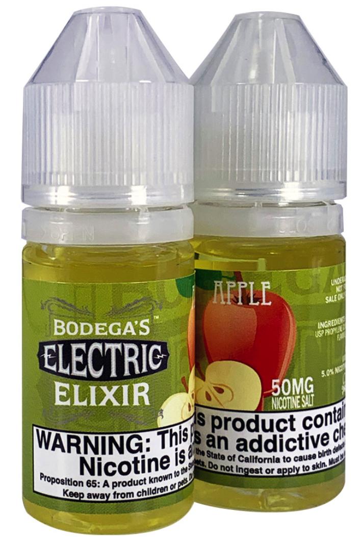 Bodega's Apple – Nicotine Salt