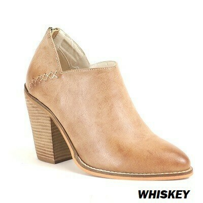 The Old Whiskey Bootie