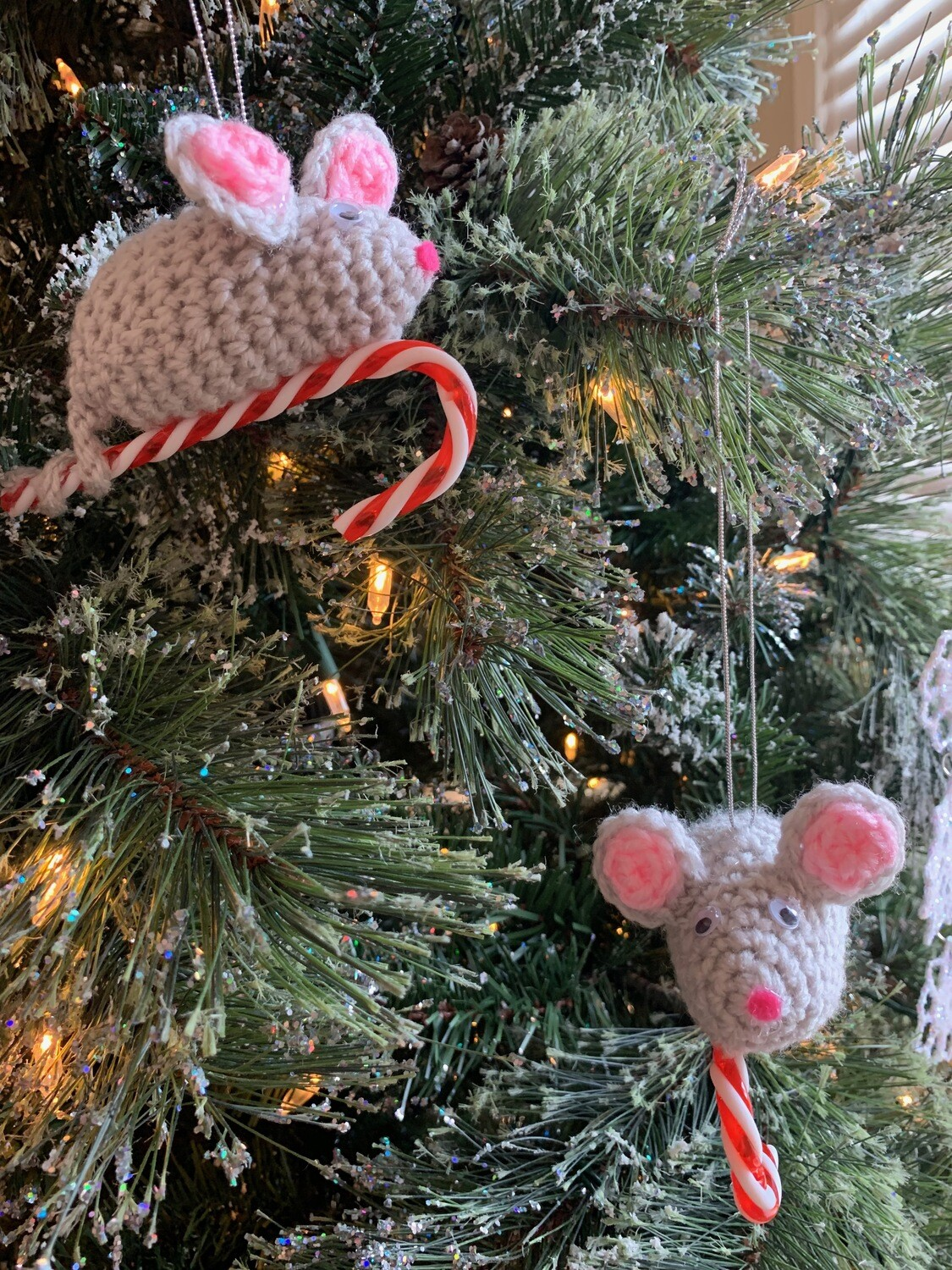 Merry Mousemas Rides Again - Gray