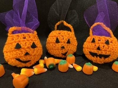 Halloween Pumpkins - Party Favors