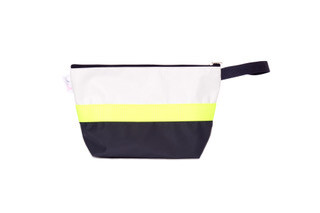 Go With the Glow, Flo! Toiletry- Yellow