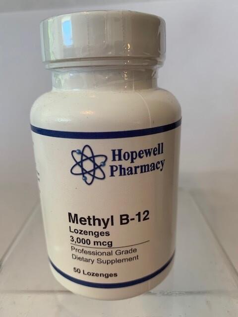 MethylB-12 lozenges #50