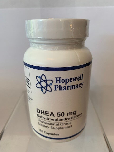 DHEA 50mg #120 caps