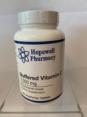 Buffered Vitamin C 1,000mg #100 vegetarian tabs