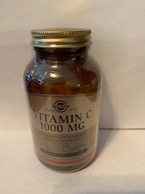 Vitamin C 1000mg #100 veggie caps