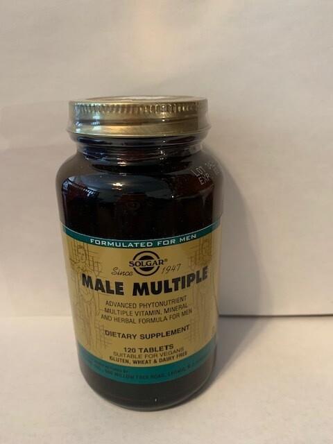 Male Multiple #120 tabs