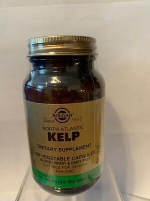 KELP #100 veggie caps