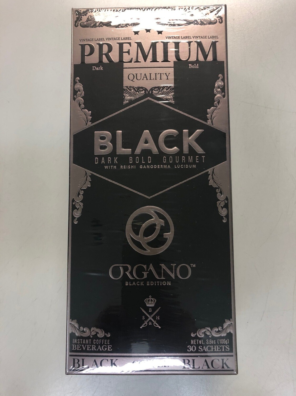 Organo Black Coffee #30 sachets