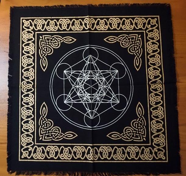 Metatron Altar Cloth