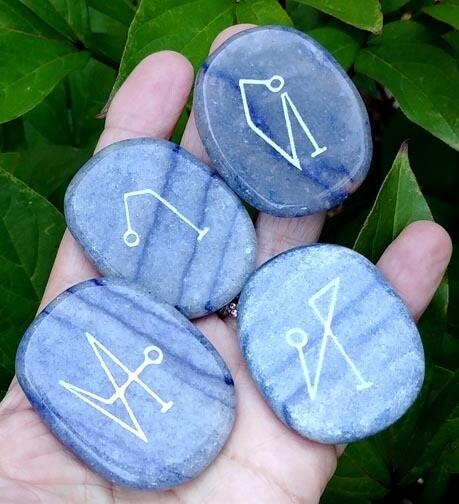 Four Archangel Symbols