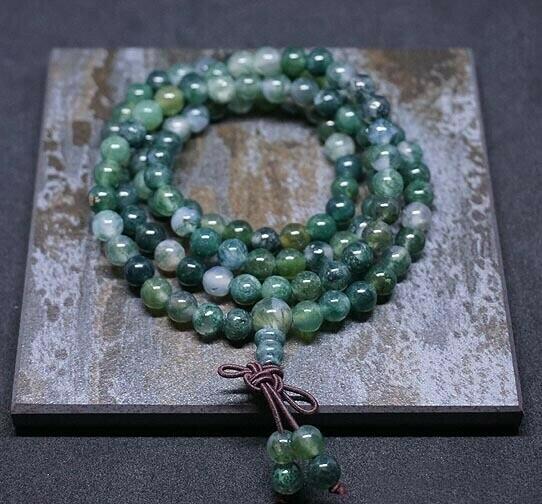 Elastic Prayer Beads