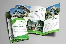 Brochures/ Trifolds