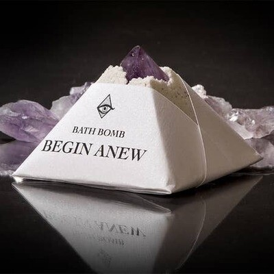 Begin Anew Bath Bomb- 4oz