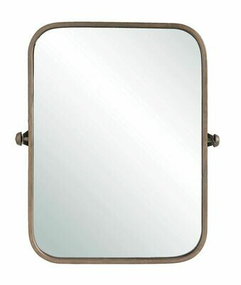 Copper Pivot Mirror