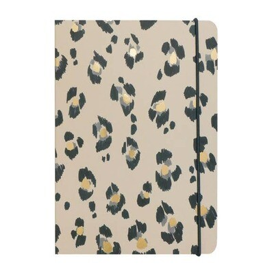 Journal Collection- Portico Designs Leopard