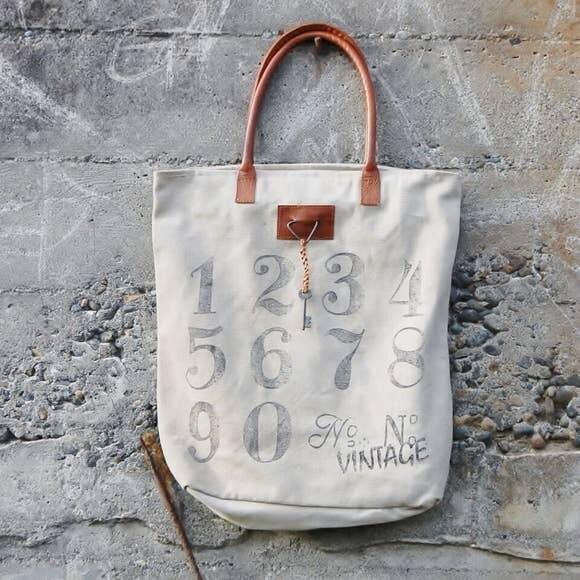 Tote Bag By the Numbers- Chloe & Lex default