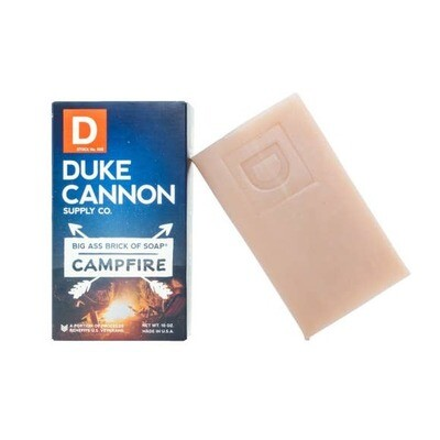 Scent Of Campfires Big Ass Brick Of Soap- Duke Cannon