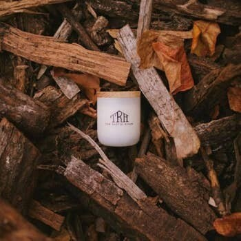 Bonfire Candle- The Rustic House