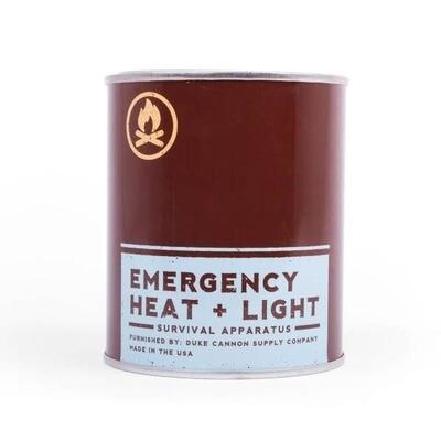 Emergency Heat & Light Leaf & Leather