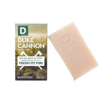 Scent Of Fresh Cut Pines Big Ass Brick Of Soap- Duke Cannon