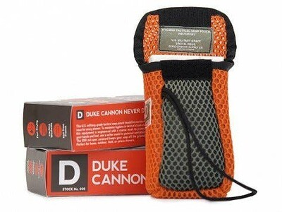 Tactical Soap On A Rope Scrubbing Pouch- Duke Cannon
