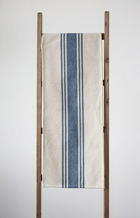 Casual Country Cotton Canvas Table Runner