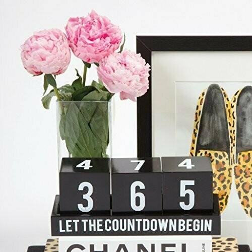 Let It Begin Countdown Calendar