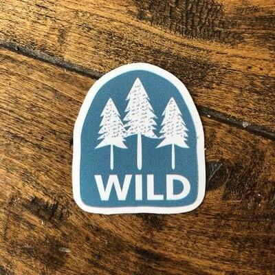 Mini Wild Adventure Sticker
