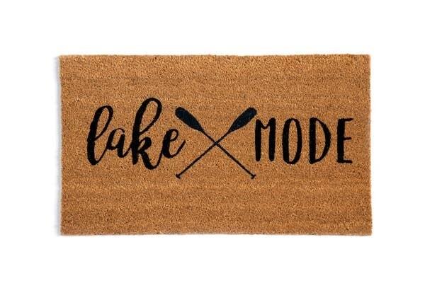 Lake Mode Doormat
