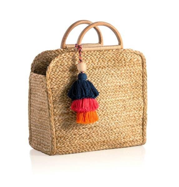 Adria Top Handle Bag