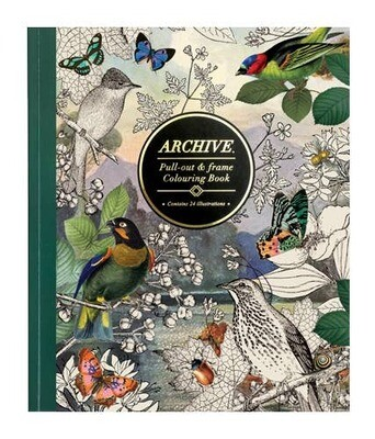 Archive Coloring Book