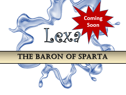 Lexa the Spartan Princess (Book 3 of 3)