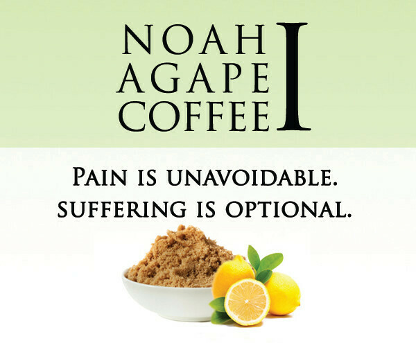 Noah Agape I Coffee Costa Rican and Columbian Beans infused with Hemp Oil CBD. (8 once's)